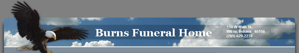Burns Funeral Home